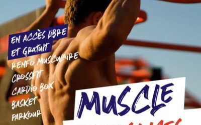 Muscle Tes Vacances 2021