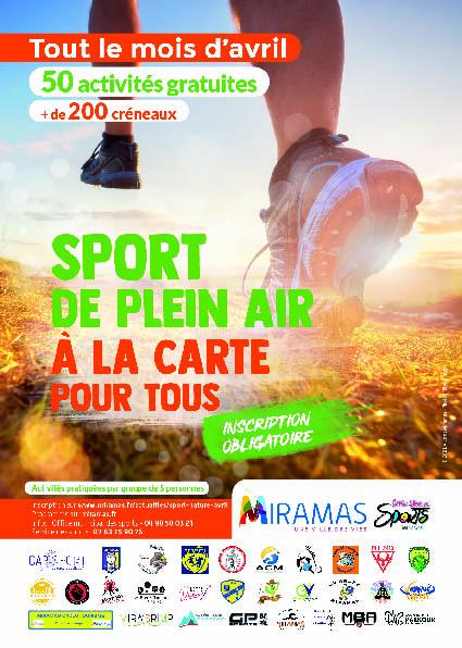 Mois du Sport Avril 2021